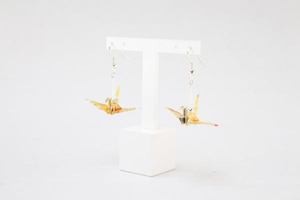 Japanese Papercraft  - Earrings