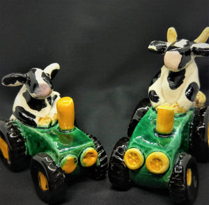 Mount Ida Farm Animals On Tractors