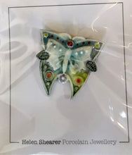 Load image into Gallery viewer, Helen Shearer Porcelain Brooch