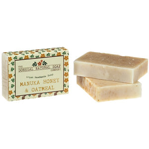 Donegal Soap - Manuka Honey and Oatmeal