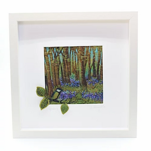 Anita Reynolds - The Seasons - Framed Textile