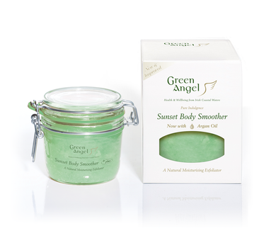 Green Angel Sunset Body Smoother with Argan Oil