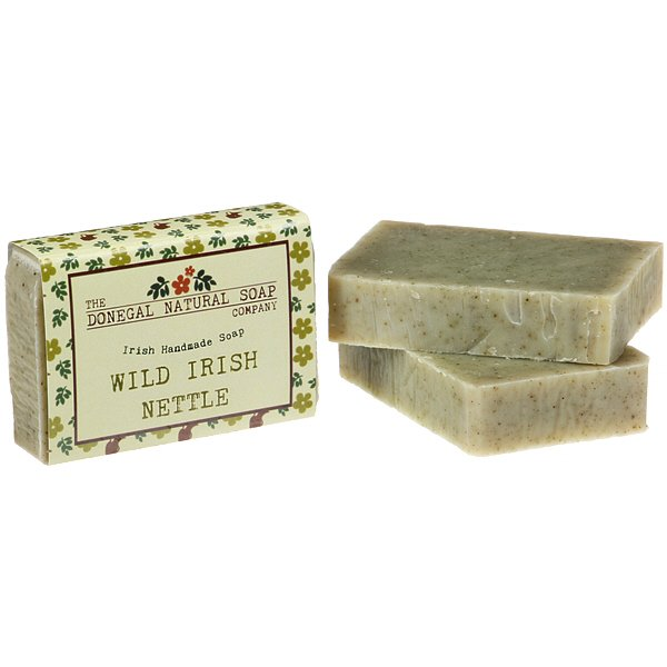Donegal Soap - Wild Irish Nettle