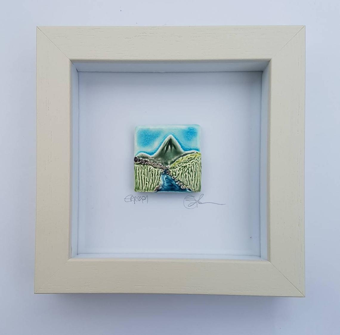 Sharlene Kemple - Ceramic Wall Art Irish Scenes