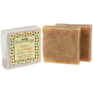Donegal Soap - Neroli & Cinnamon Loofah Soap