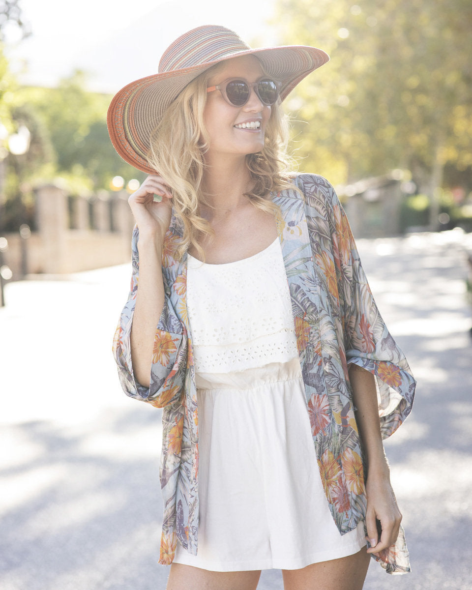 Jungle Print Jacket