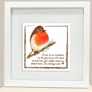 Little red Robin - Frame 1