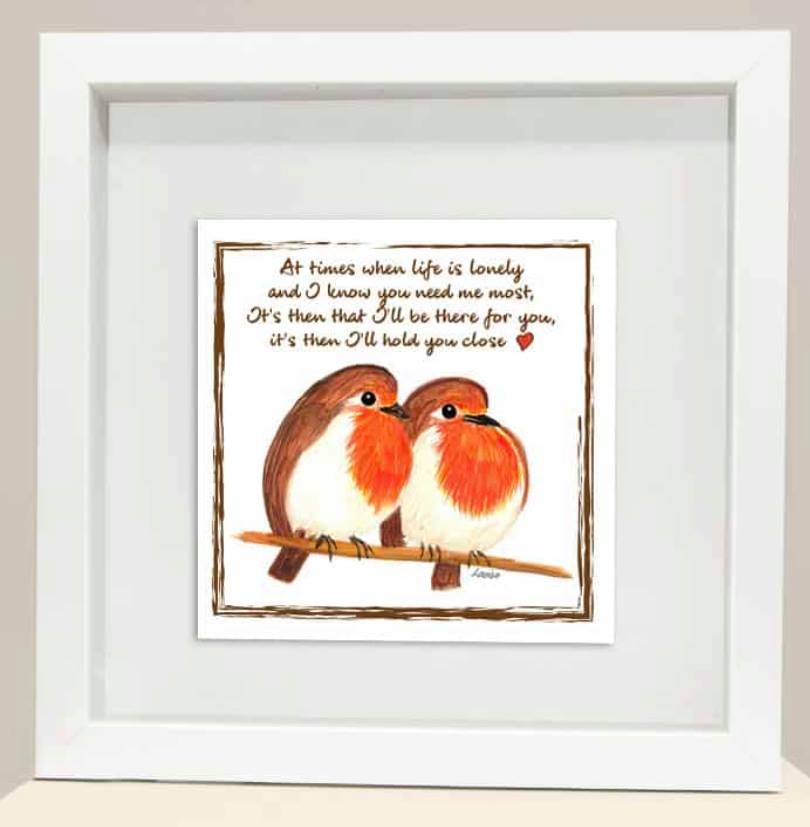 Little red robins- Frame 3