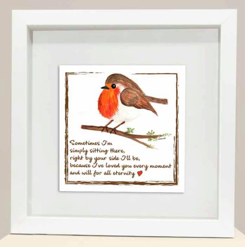 Little red robins- Frame 8