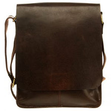 Load image into Gallery viewer, Tinnakeenly Leather Messanger Bag
