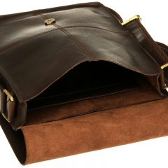 Tinnakeenly Leather Messanger Bag