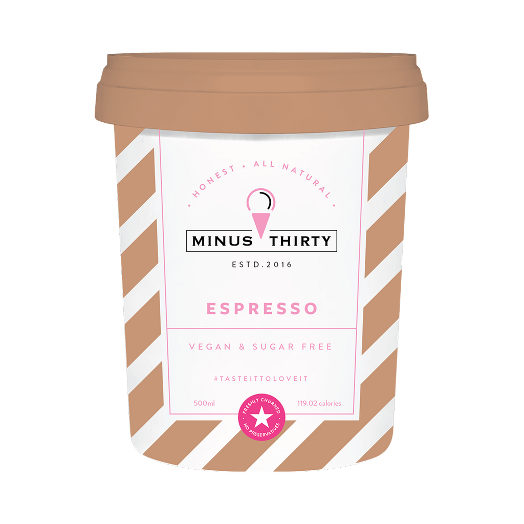 Espresso Almond Milk Sugar Free