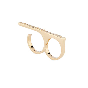 Deco Bar Double Ring