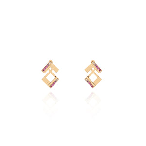 Deco Bar Earring Jacket