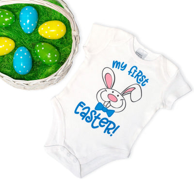 My First Easter Baby Body Suit