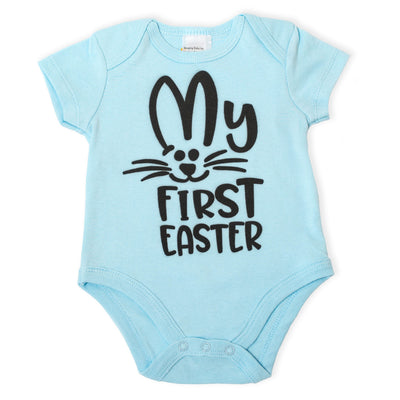 Easter Baby Body Suit and FREE Bib! - Shepherds Treasure