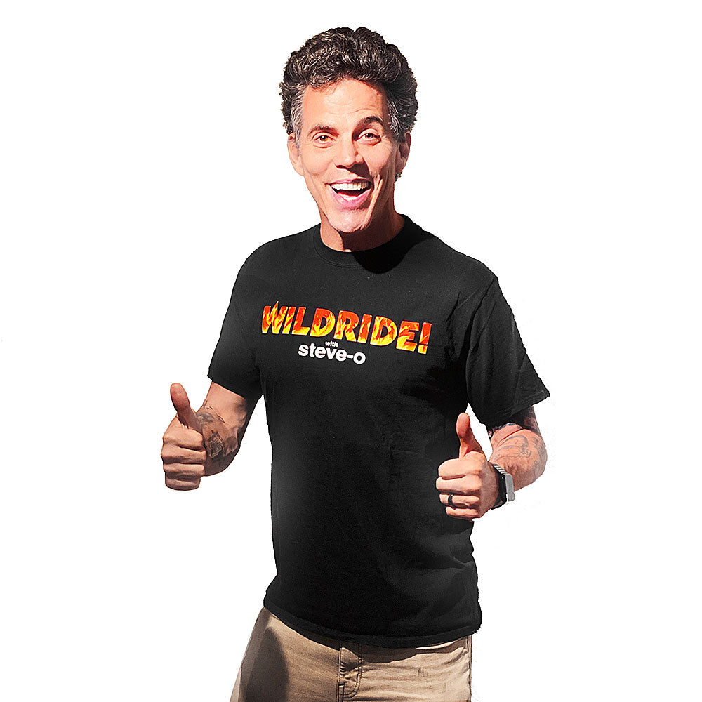 WildRide Podcast Tee's