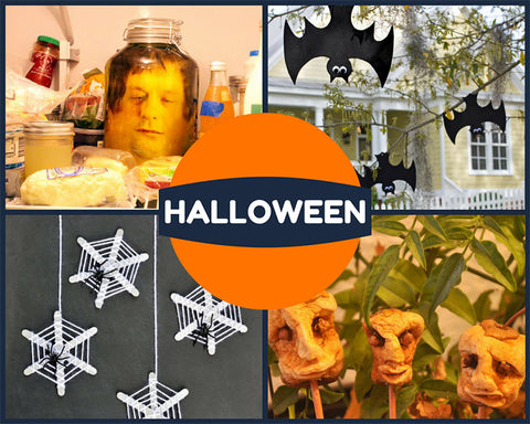 Halloween Decorations for the Whole Family
