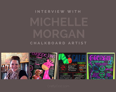 Interview with Michelle Morgan
