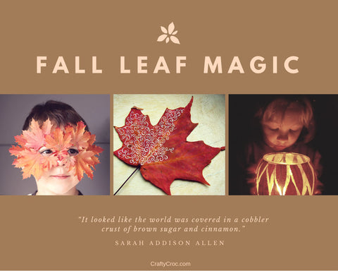 9 Fun Fall Leaf Craft Projects