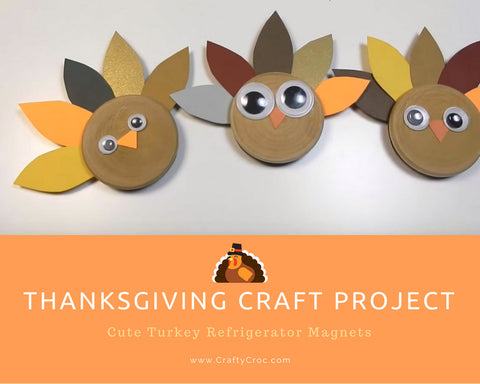Thanksgiving Craft Project For Kids