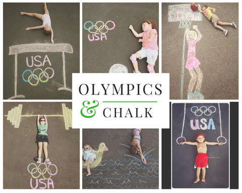 Olympics and Chalk