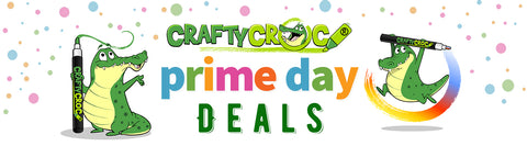 Crafty Croc Deals for Amazon Prime Day 2018