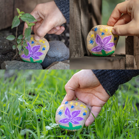 Image of Acrylic Paint Markers - Perfect for Rock Painting