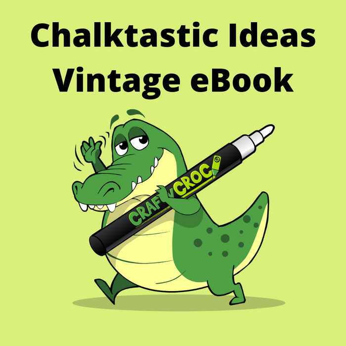Chalktastic Ideas eBook