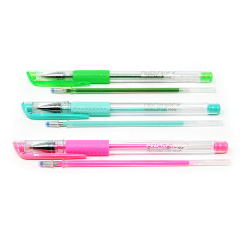Image of Gel Pen Refills - Set of 96 (All Premium Colors Included)