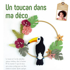 COLLECTION TOUCAN TROPICAL