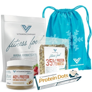 Pack Natale Fitness Food