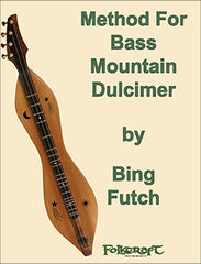 method for bass mountain dulcimer