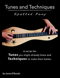 spotted pony cover