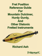 richard ash fret reference dulcimer