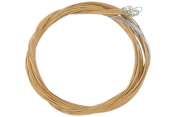 Folkcraft® Bronze Wound Strings, Loop Ends, Pack Of Twelve, .026-Folkcraft Instruments