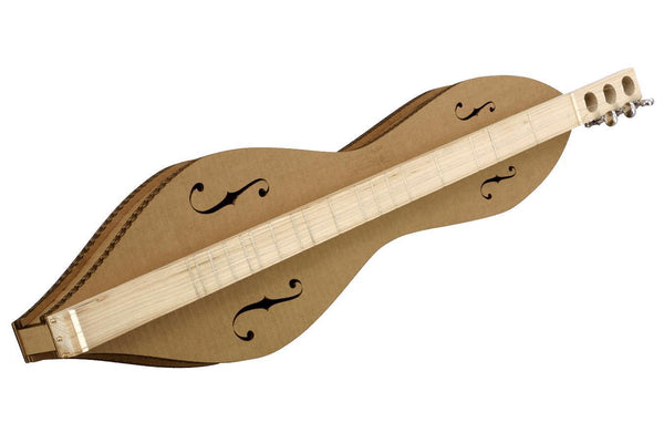 Folkcraft® Cardboard Dulcimer Kit-Folkcraft Instruments