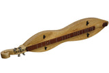 Folkcraft® CSH Series Dulcimer, Maple Body, Maple Top