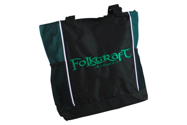 """Folkcraft® Instruments"" Tote Bag-Folkcraft Instruments Dulcimer Case Bag"