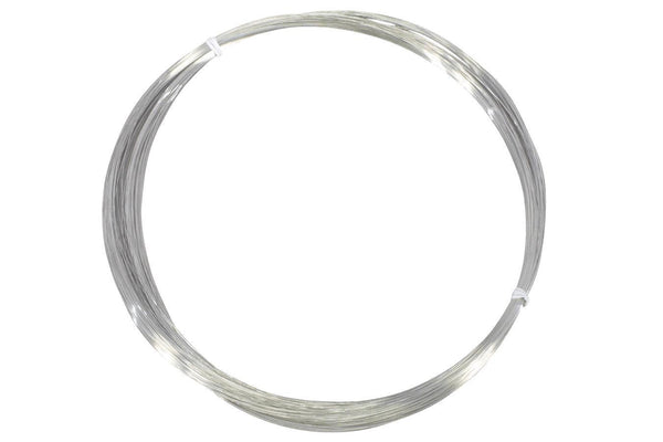 Folkcraft® Steel Music Wire, 1 Pound Of .012 (#3)-Folkcraft Instruments