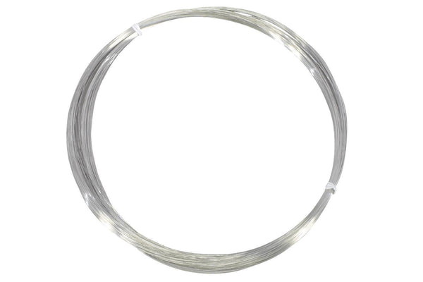 Folkcraft® Steel Music Wire, 1 Pound Of .022 (#9)-Folkcraft Instruments