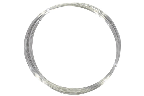 Folkcraft® Steel Music Wire, 1/4 Pound Of .013 (#4)-Folkcraft Instruments