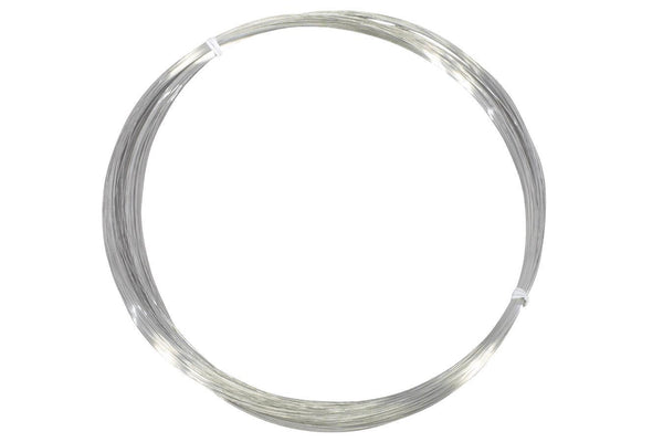 Folkcraft® Steel Music Wire, 50 Feet Of .009 (#0/1)-Folkcraft Instruments