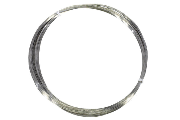 Folkcraft® Steel Music Wire, 50 Feet Of .012 (#3)-Folkcraft Instruments