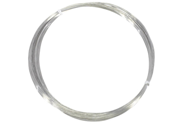 Folkcraft® Steel Music Wire, 50 Feet Of .029 (#12)-Folkcraft Instruments