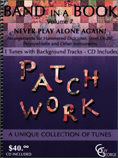 Guy George - Band In A Book, Volume 7: Patch Work-Folkcraft Instruments