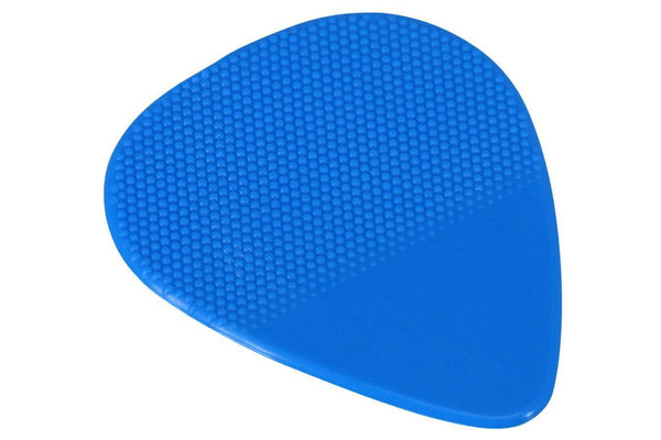 "Herdim Nylon Pick, Classic ""351"" Shape, Heavy Blue, 12 Pack-Folkcraft Instruments"