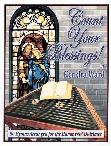 Kendra Ward - Count Your Blessings!-Folkcraft Instruments