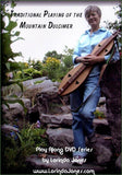 Lorinda Jones - Traditional Playing Of The Mountain Dulcimer - DVD Video-Folkcraft Instruments