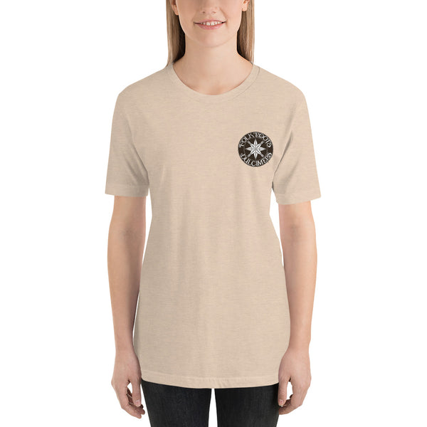 Folkroots® Logo T-Shirt, Light Tan